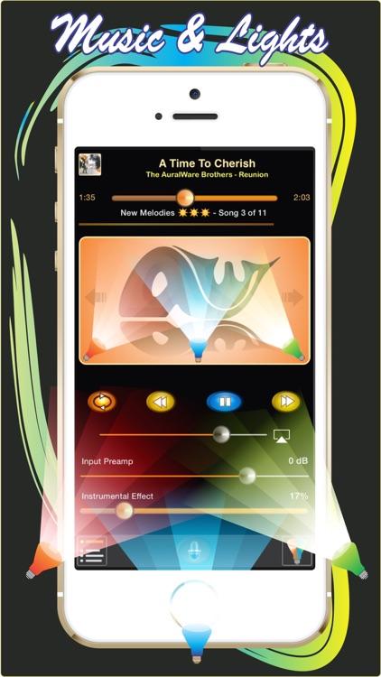 Dancing WiFi Light screenshot-0