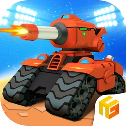 Tankr.io-Tank Realtime Battle