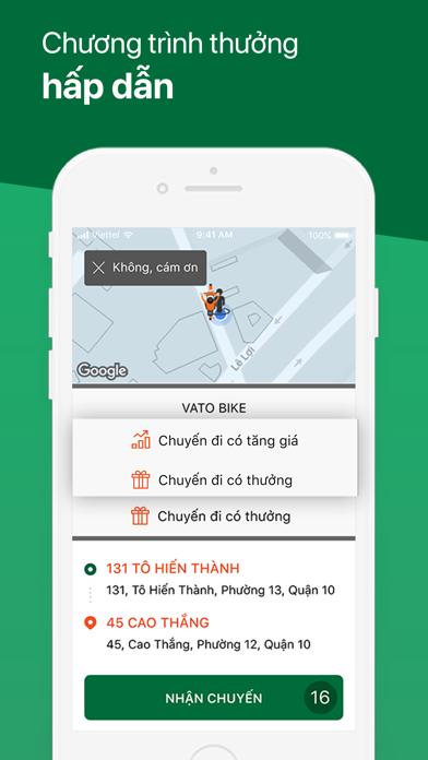 VATO Driver screenshot two