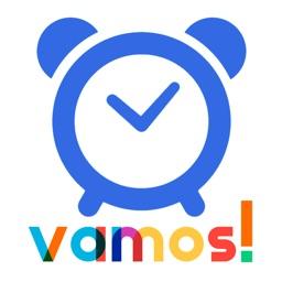 wake up absolutely -vamos-