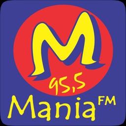 Rádio Mania FM   95.5