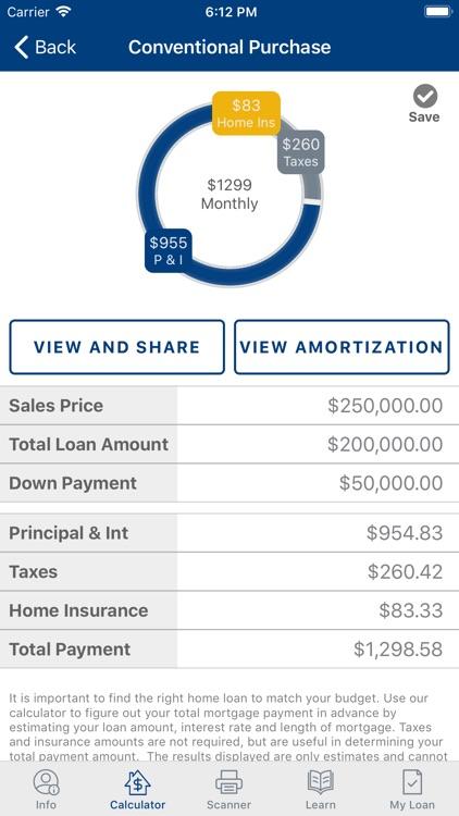 Sierra Mortgage screenshot-3