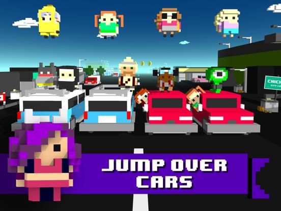 Chicken Jump - Crazy Trafficのおすすめ画像3