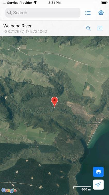 NZ Topo Map screenshot-3