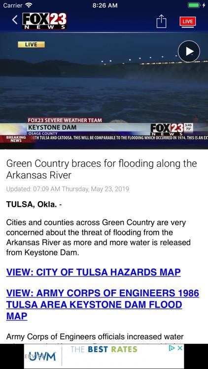 FOX23 News screenshot-4