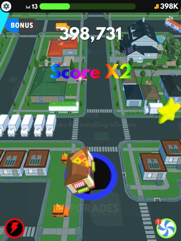 Idle Hole screenshot 8
