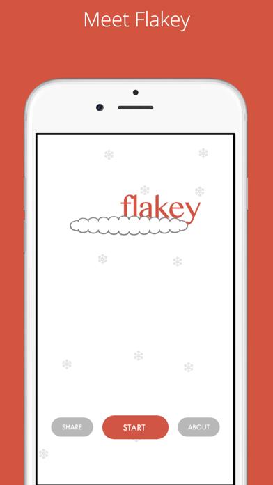 Flakey screenshot one