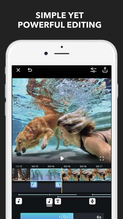 Splice - Video Editor & Maker screenshot-0
