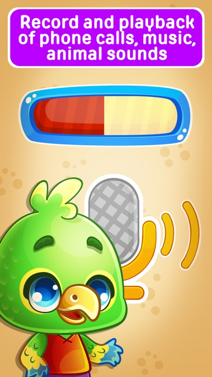 Phone Animal Sounds Games 123 screenshot-3
