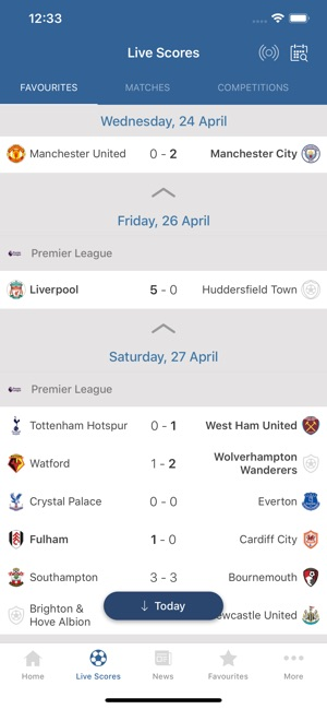 FIFA - Football News & Scores on the App Store