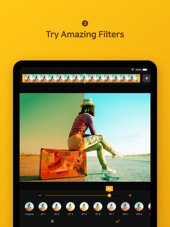 ImgPlay - Photos, Burst, Video to GIF Maker screenshot