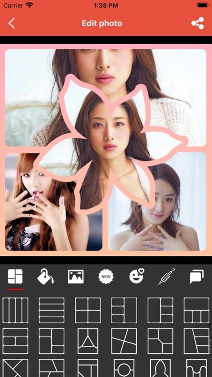 Beauty Cam Plus Face Editor screenshot-4