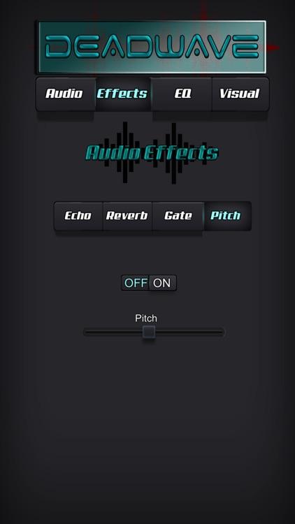 DeadWave screenshot-4