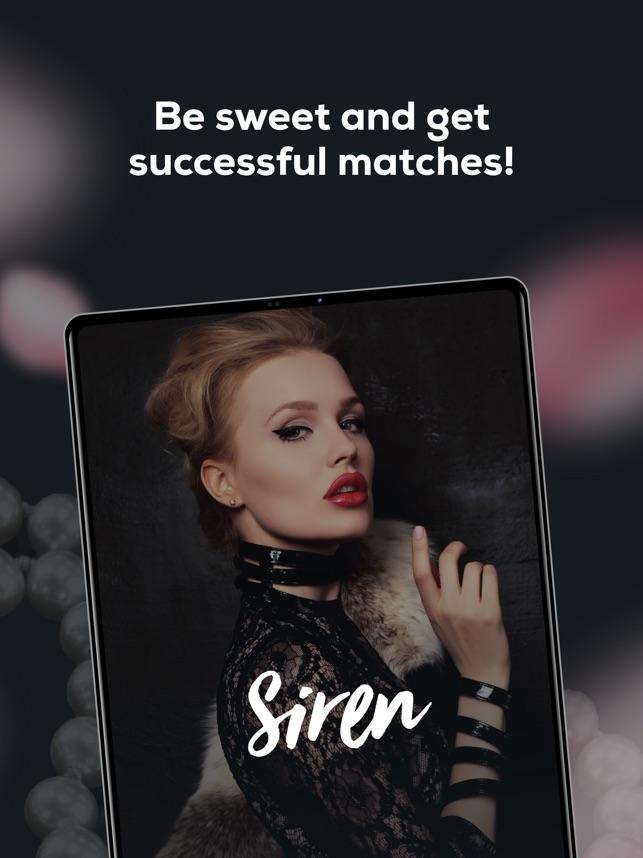 Sirene dating app