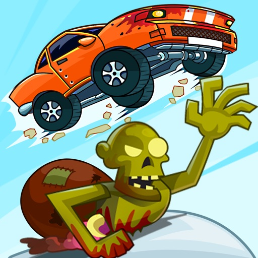 Zombie Road Trip! iOS App