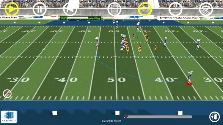 American Football 3D Playbook screenshot-5