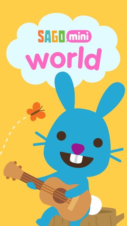 Sago Mini World screenshot-6