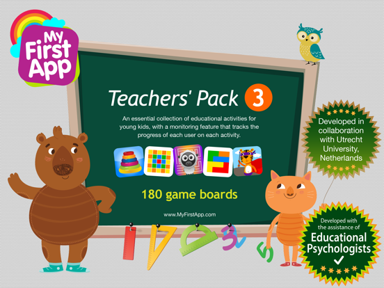 Teachers' Pack 3 Screenshots