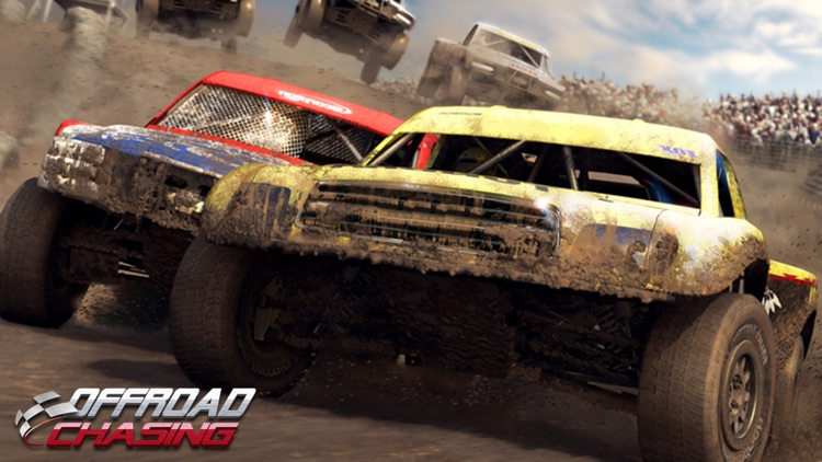 Offroad Chasing -Drifting Game screenshot-0