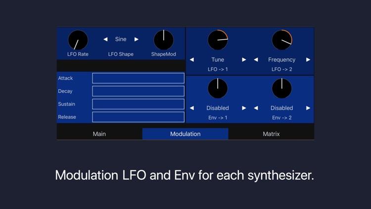 Spectrum Synthesizer Bundle screenshot-4