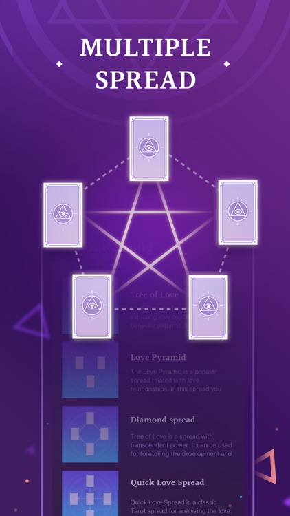 Mirror Tarot - Daily Card Read screenshot-4