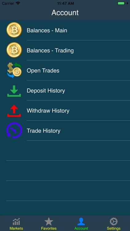 Mobile HitBTC screenshot-6