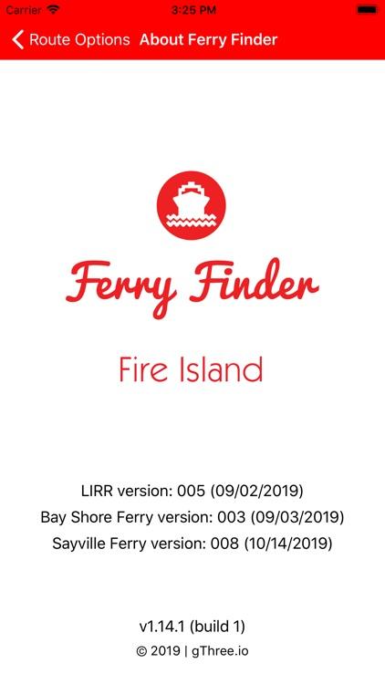 Ferry Finder screenshot-8
