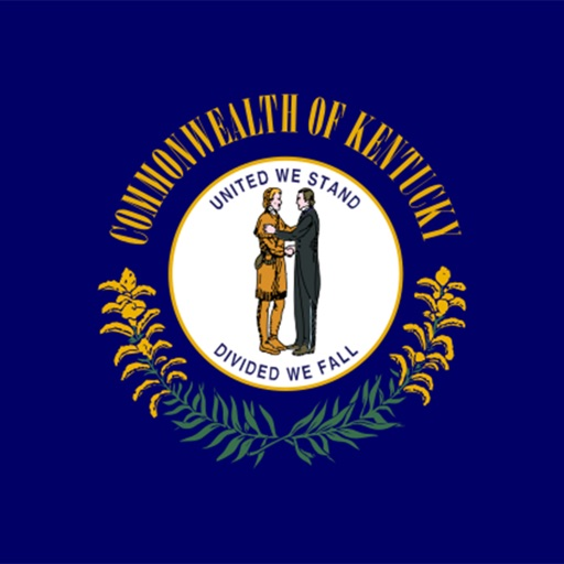 Kentucky emojis - USA stickers