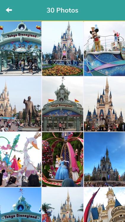 App to Tokyo Disneyland screenshot-3