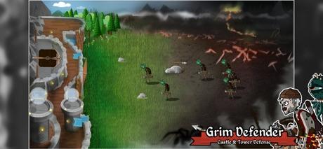 Grim Defender: Castle Defense