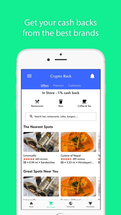 Coinseed - Earn, Invest Crypto screenshot-5