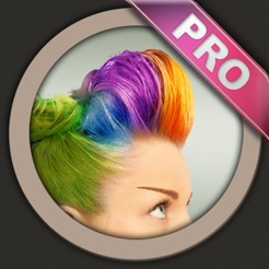 ‎Hair Color Booth
