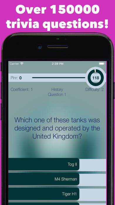 Trivia Quiz ! screenshot two