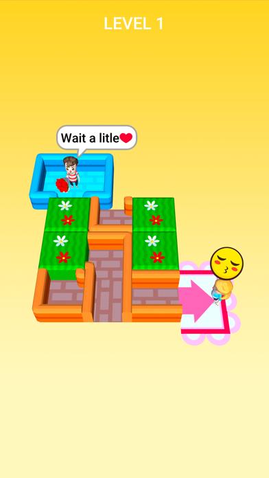 Love Puzzle - let's meet lover screenshot 1