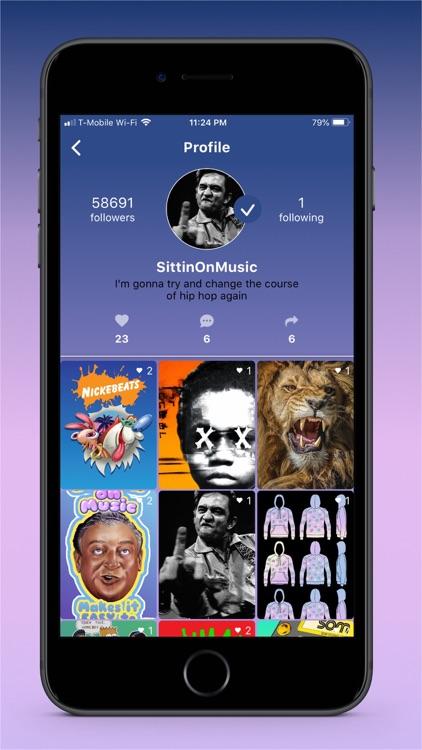 SittinOnMusic screenshot-4