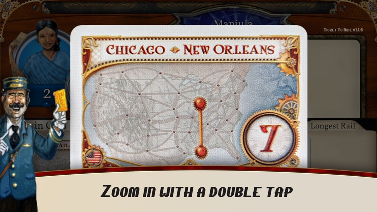 Ticket To Ride - PlayTable screenshot-4
