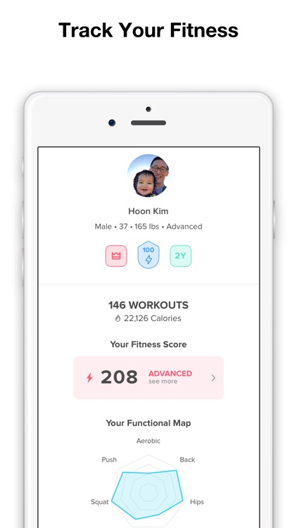 Keelo - Strength HIIT Workouts screenshot-5