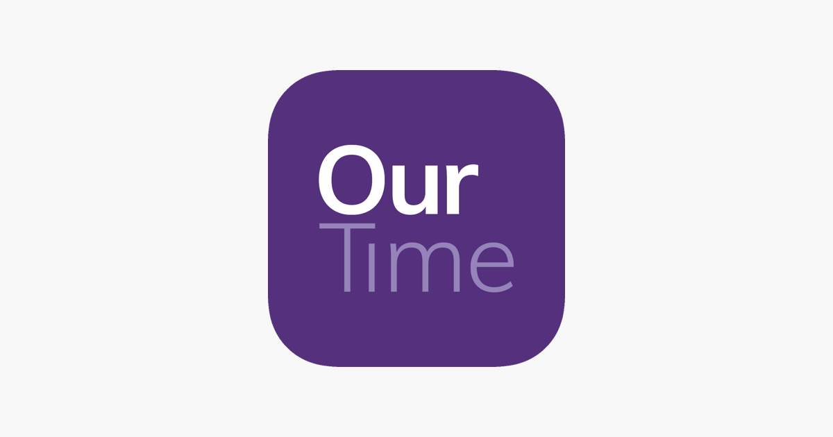 OurTime - Meet 50+ Singles on the App Store