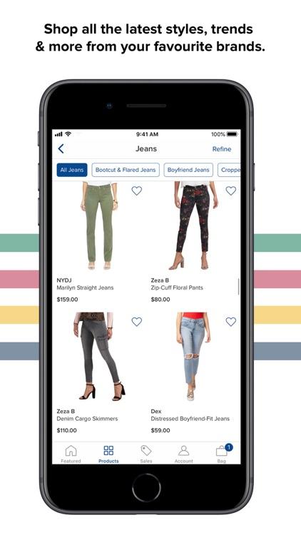 Hudson's Bay: Shop Online
