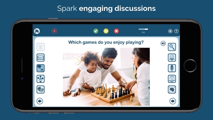 Conversation Therapy Lite screenshot-4