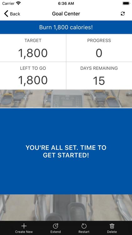Charter Fitness. screenshot-4