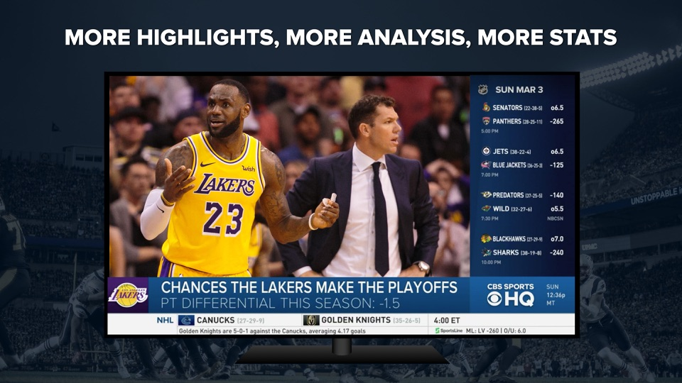 CBS Sports App Scores & News | App Price Drops