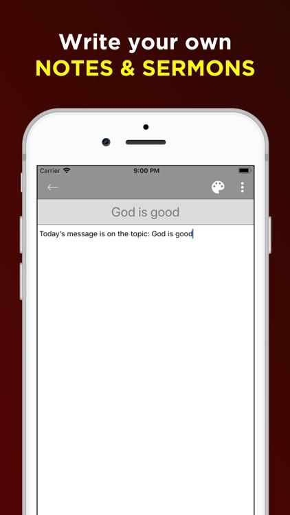 King James Bible -Offline Pro screenshot-7