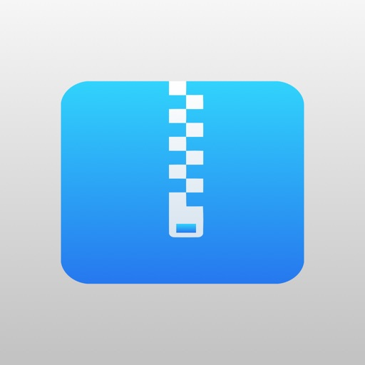 ジップ解凍 - 圧縮、解凍ツール