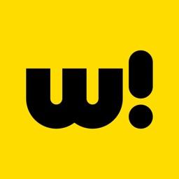 Welcome! app