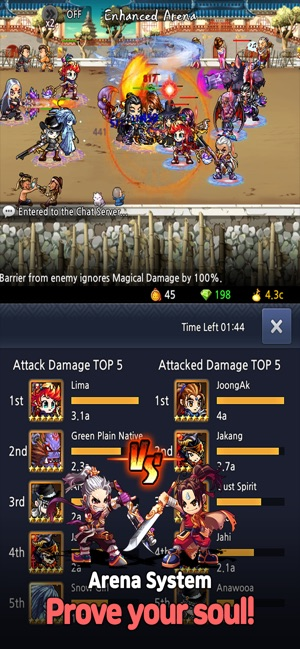 How to hack Soul Saver: Idle RPG for ios free