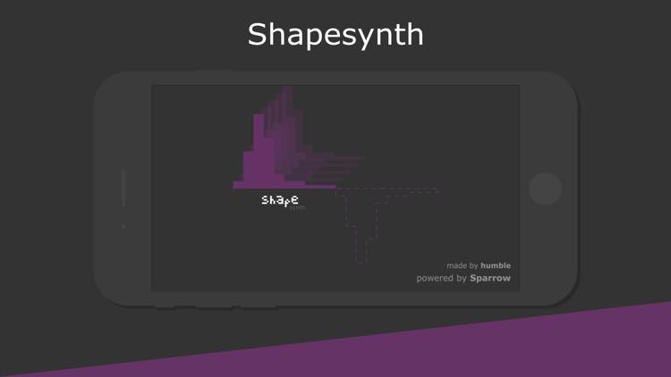 shapesynth