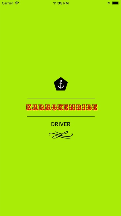 Karaokenride Driver screenshot-0