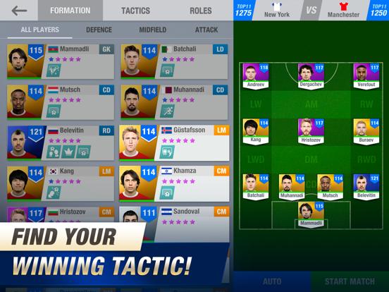 11x11: Football Manager screenshot 10
