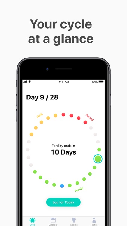 Period Tracker - Cycles screenshot-0